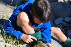 Children Growing Awareness of Biodiversity: One Speech at a Time