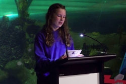 Students Step Up with Biodiversity Speeches